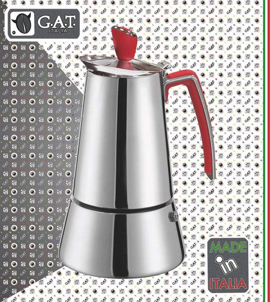 Amazon.com: GAT 109104 Futura - Cafetera italiana de ...
