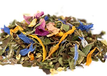 MINT MEADOW - Organic Artisan Loose Leaf Herbal Tea Blend