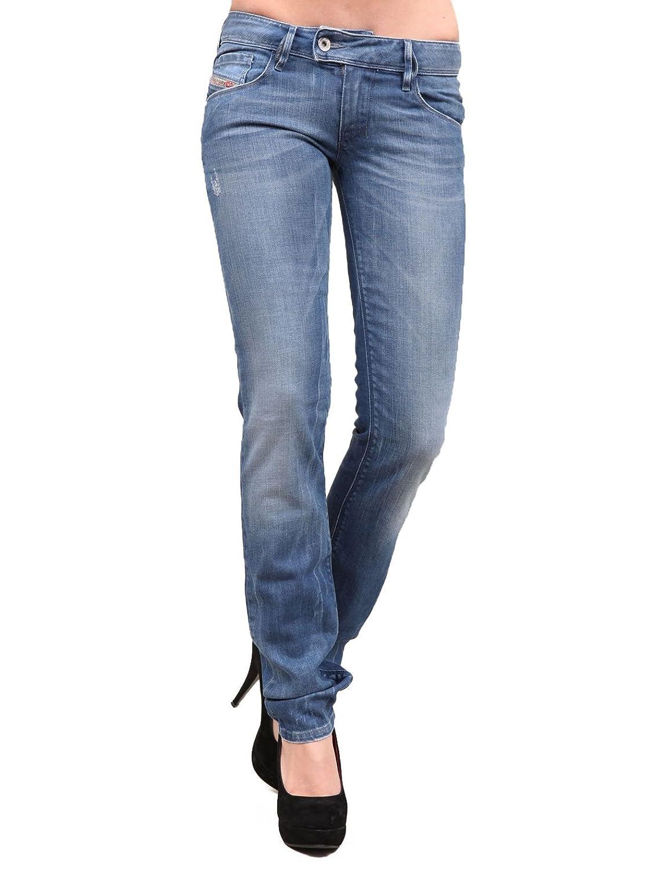 Diesel Nevy 008C2 Women's Jeans Blue Waist 25 Length 34 25531