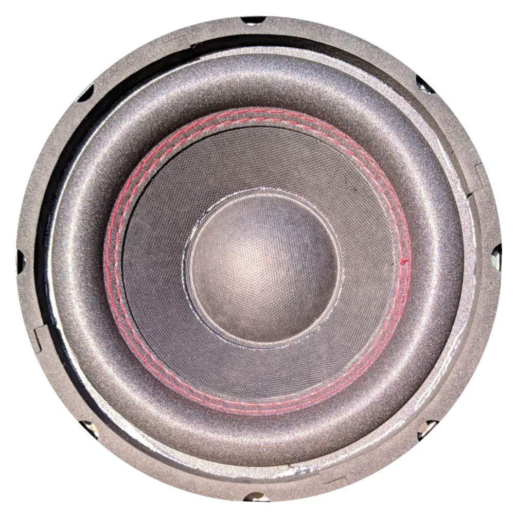 1 pezzo MASTER AUDIO CW800//4+4TP subwoofer da 400 watt rms e 800 watt max 8 20 cm 200 mm woofer dvc doppia bobina 4 4 ohm sub ottimo portiere auto