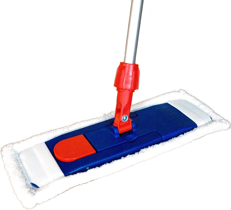 Sonty 1 St/ück Mopp 1 speziell f/ür ge/ölten Parkett und Holzb/öden Parkettmop Wischmop Profi 40cm