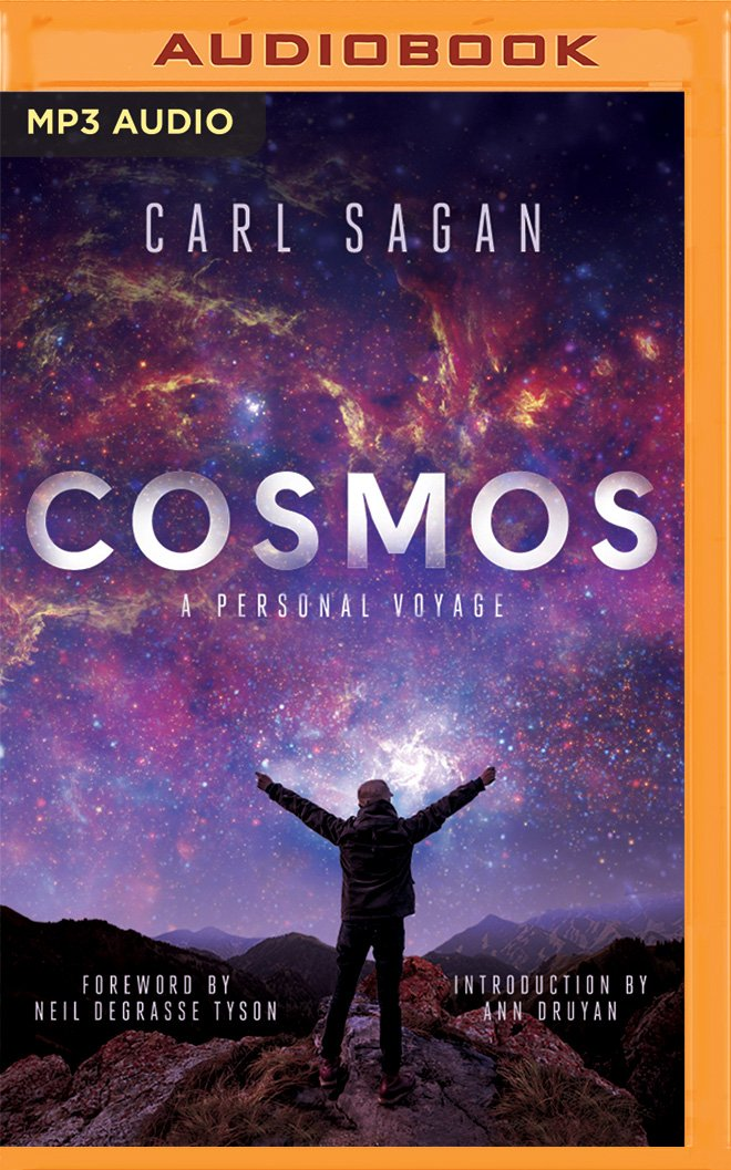 Cosmos Carl Sagan Book