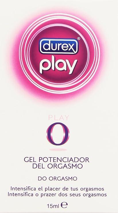 Durex Play - Gel potenciador del orgasmo - Intensifica el placer de tus orgasmo - 15