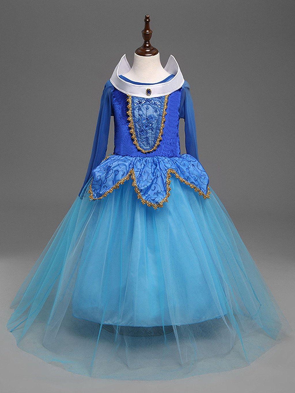Amazon.com: DreamHigh Sleeping Beauty Princess Aurora Party Girls ...