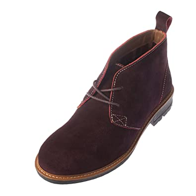 36b7df731414a Brakeburn Women's Makka Suede Lace Up Ankle Chukka Boot: Amazon.co.uk: Shoes  & Bags