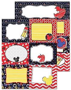 Eureka Mickey Color Pop! Stickers, Label (656146)