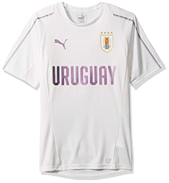 Amazon.com  Puma Men s Uruguay Training Jersey  Clothing 5d132f440