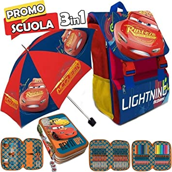 Trade Shop traesio Mochila para Escuela Extensible Disney ...