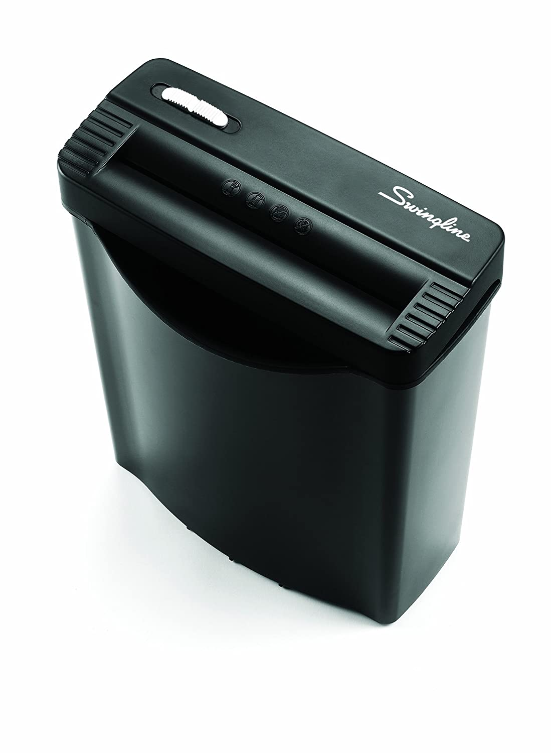 Swingline GX5 Personal Shredder, Cross-Cut, 5-6 Sheet Capacity, 1 User (3381609370) Kensington Office Equipment