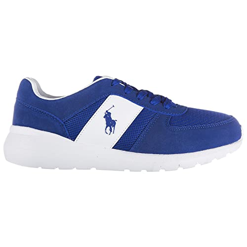 Polo Ralph Lauren Cordell Zapatillas Hombre shapphire Star: Amazon ...