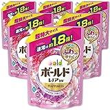 【ケース販売】 ボールド 洗濯洗剤 液体 アロマティックフローラル&サボンの香り 詰め替え超特大 1.26kg×6個