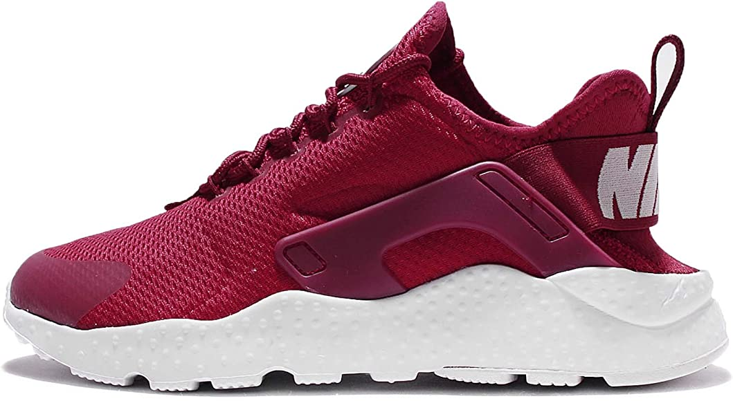 Nike W Air Huarache Run Ultra, Zapatillas de Running para Mujer, Rojo (Rojo (Noble Red/White), 40.5 EU: Amazon.es: Zapatos y complementos