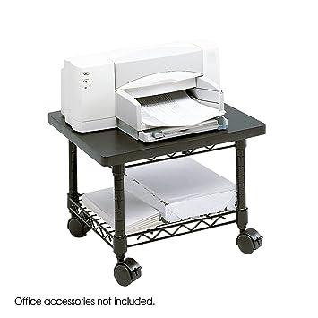 Amazon.com : SAF5206BL - Safco Underdesk Printer/Fax Stand : Home ...