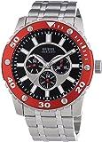 Guess Herren-Armbanduhr XL Mens Sport Multifunktion Analog Quarz W0179G1