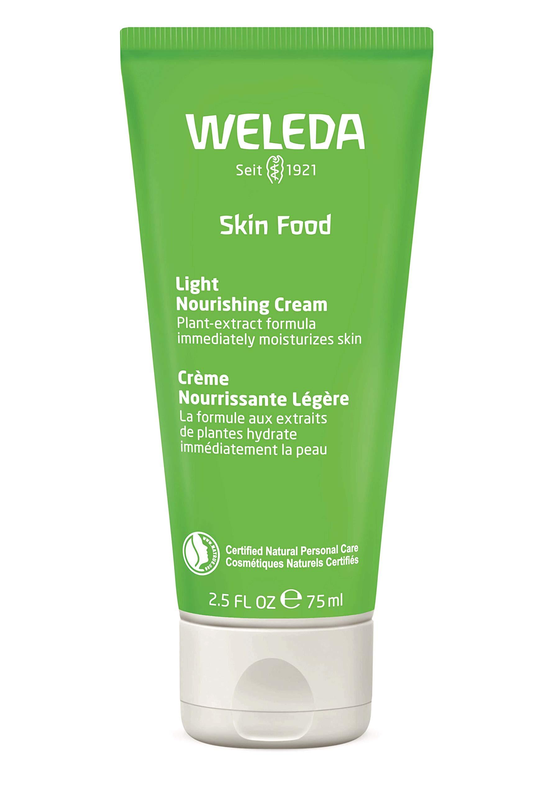 Weleda Skin Food Light Nourishing Cream, 2.5 Fluid Ounce