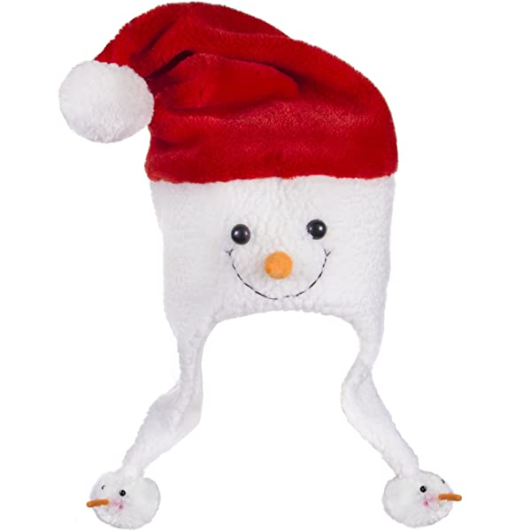 Snowman Costume Fun Funny Adult Plush Christmas Frosty Holiday Snow man