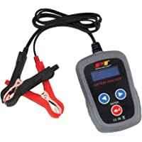 Performance Tool W2998 Digital 12 Volt Portable Analyzer (200-1200 Battery Types: LA, AGM, and VRLA)