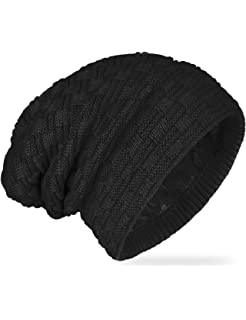 ed62e1aff3c heekpek Beanie Hat Women Slouch Baggy Beanie Cap Slouchy Skull Hat ...