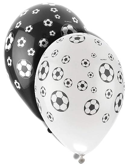 Folat - Globos (8 Unidades), diseño de balones de fútbol: Amazon ...