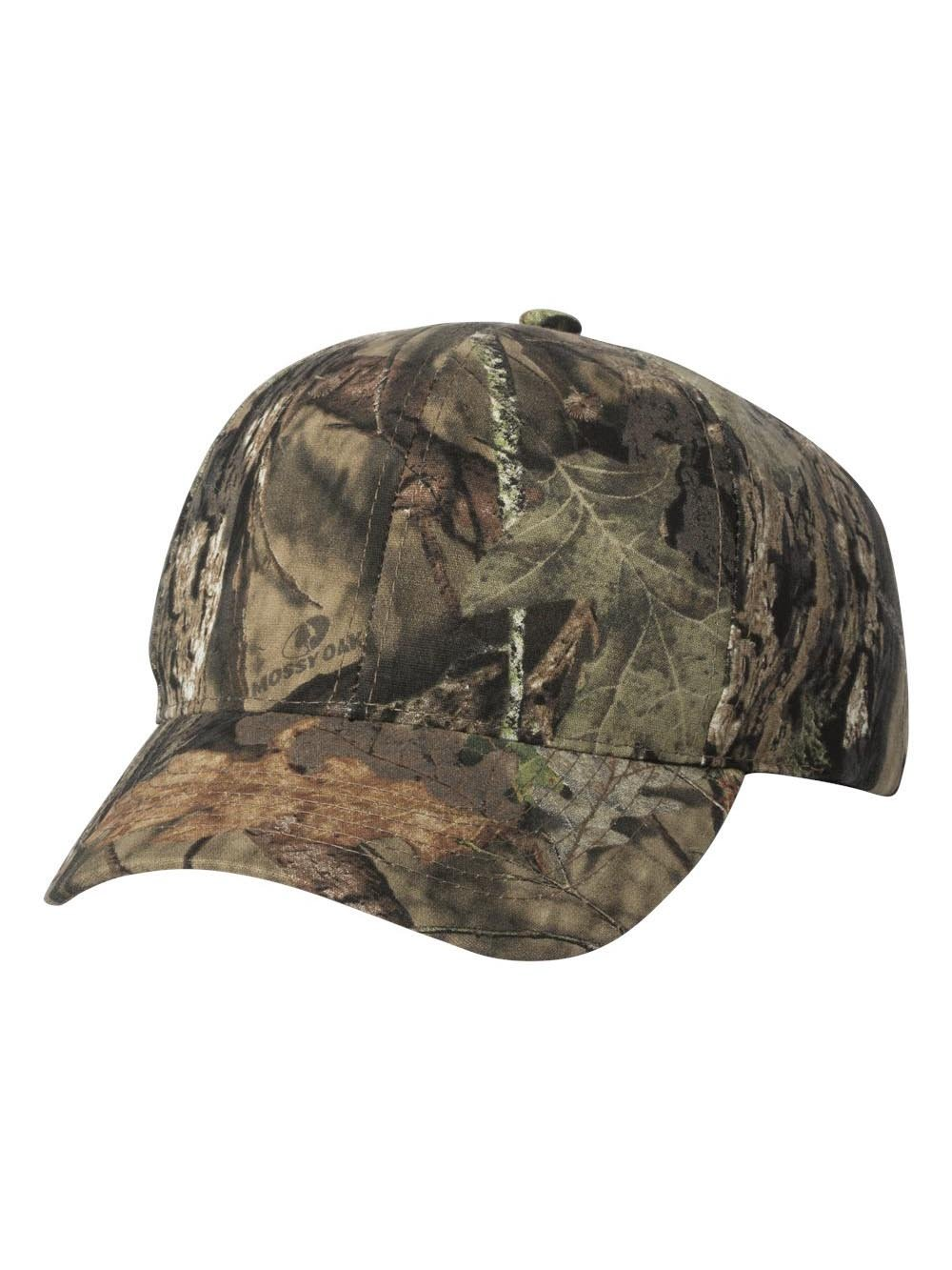 Realtree ajustable cierre de presión de plástico en blanco tapón Mossy Oak Country 301IS