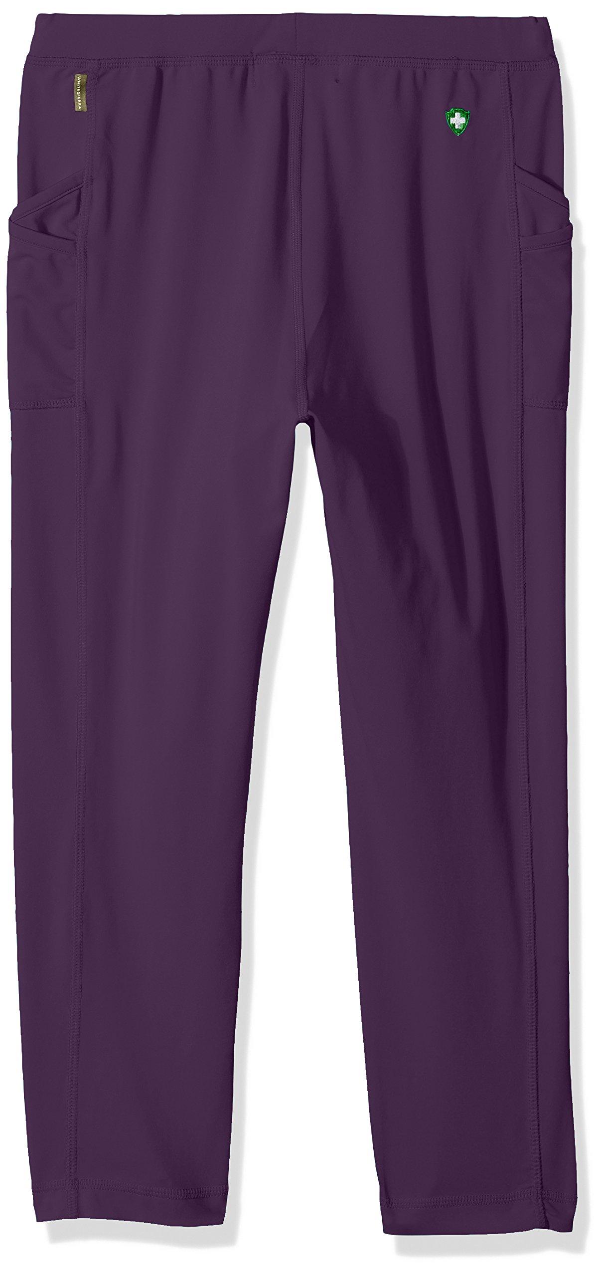 White Sierra Girl's Bug Free Leggings, Shadow Purple, Small by White Sierra (Image #2)