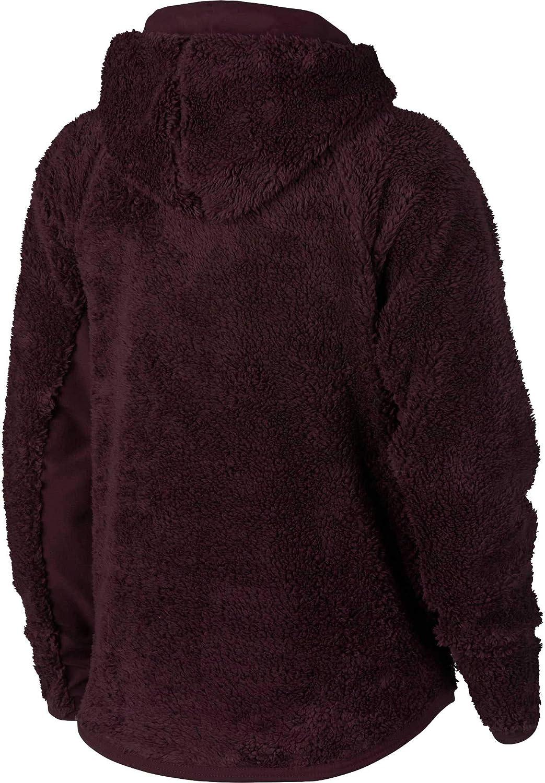 nike women's therma sherpa full zip jacket