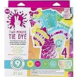 Tulip One-Step Tie-Dye Kit Fast & Easy Fabric...