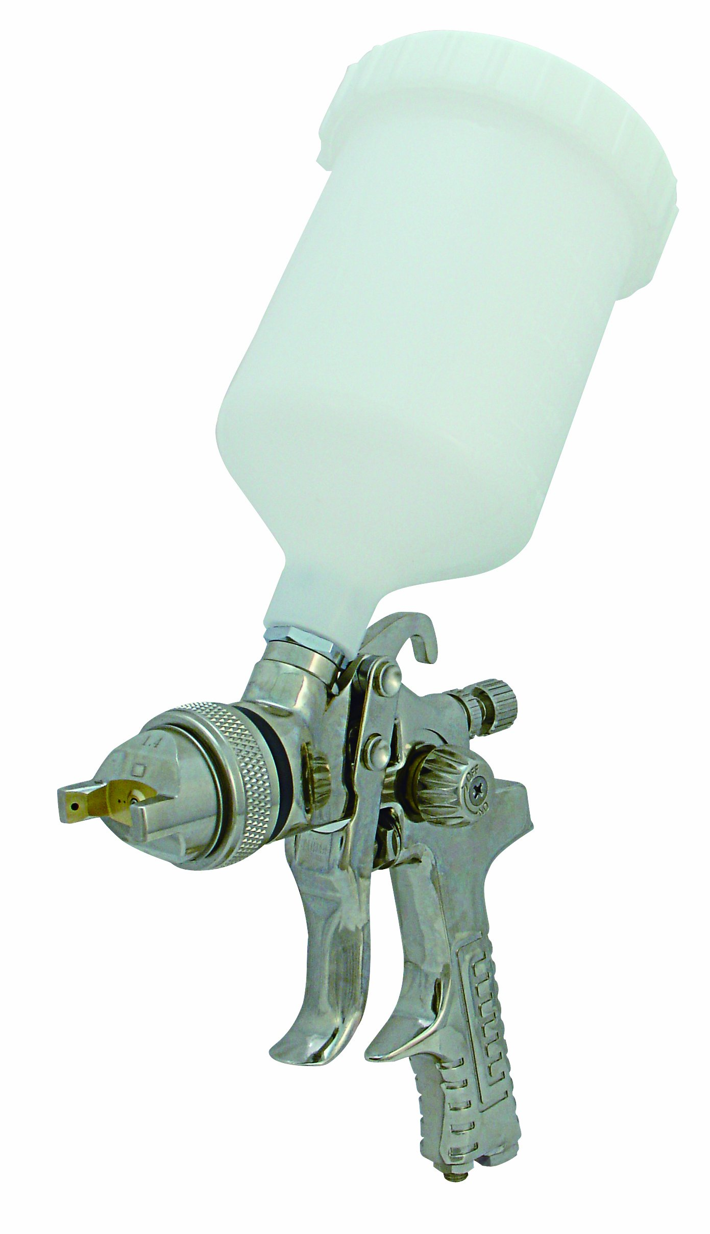 Astro GF14S Gravity Feed Spray Gun with 1.4mm Nozzle