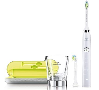 Philips Sonicare Diamond Clean HX9332 04 - Cepillo de Dientes Electrico  Recargable 79952fdf41d4