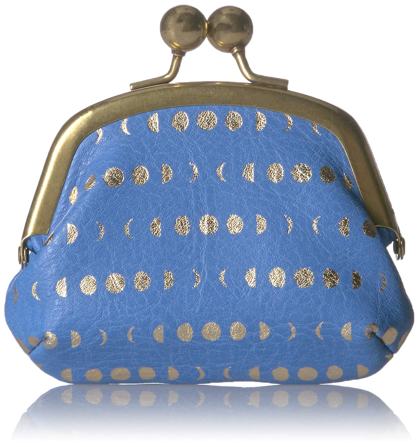 Fossil Women's Blue Coin Pouch Wallet by Fossil