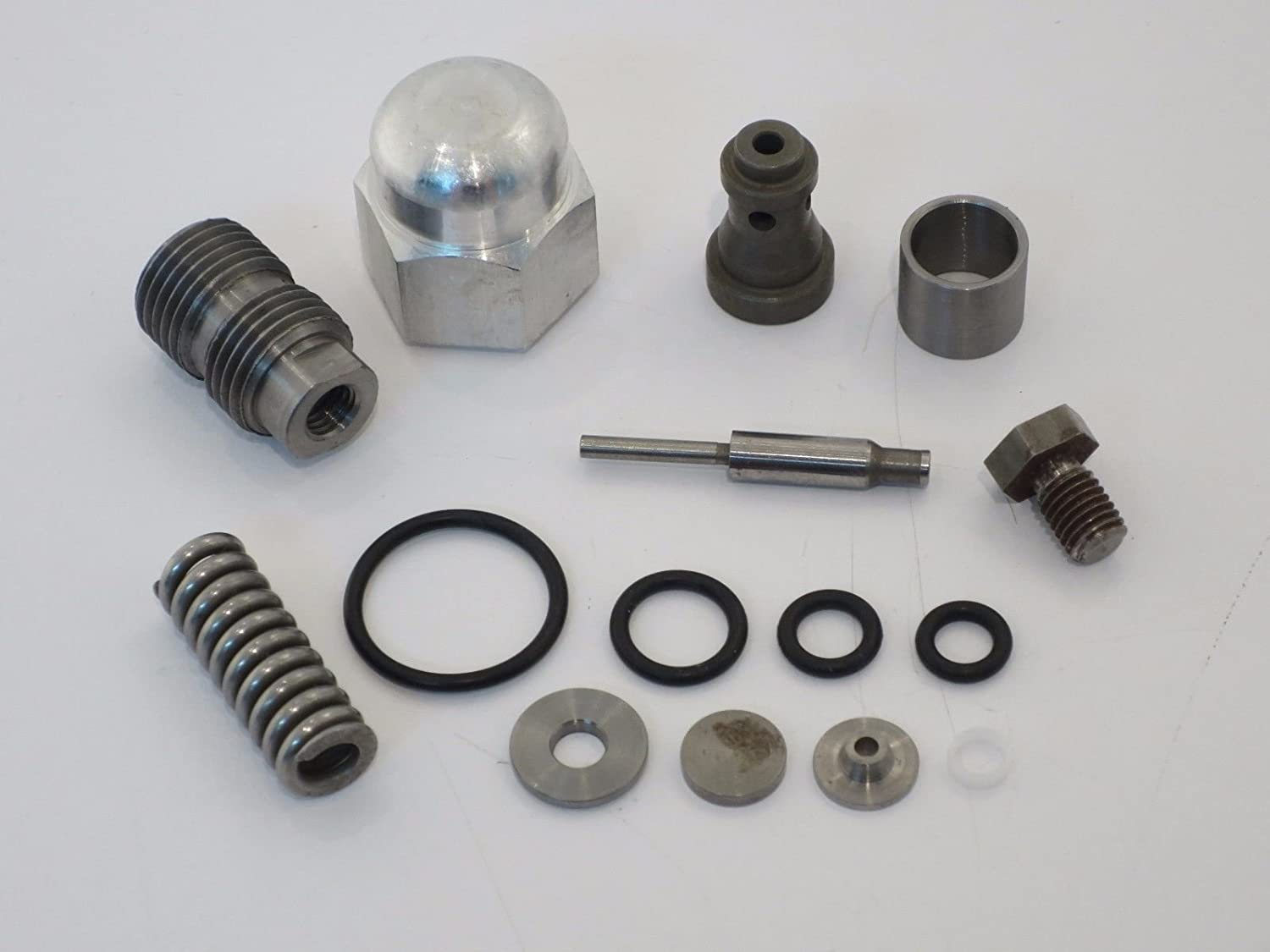 The ROP Shop New Crossover Relief Valve & Seal KIT fits Meyer Snow Plow E-47 E-57 E-60 Pumps Buyers