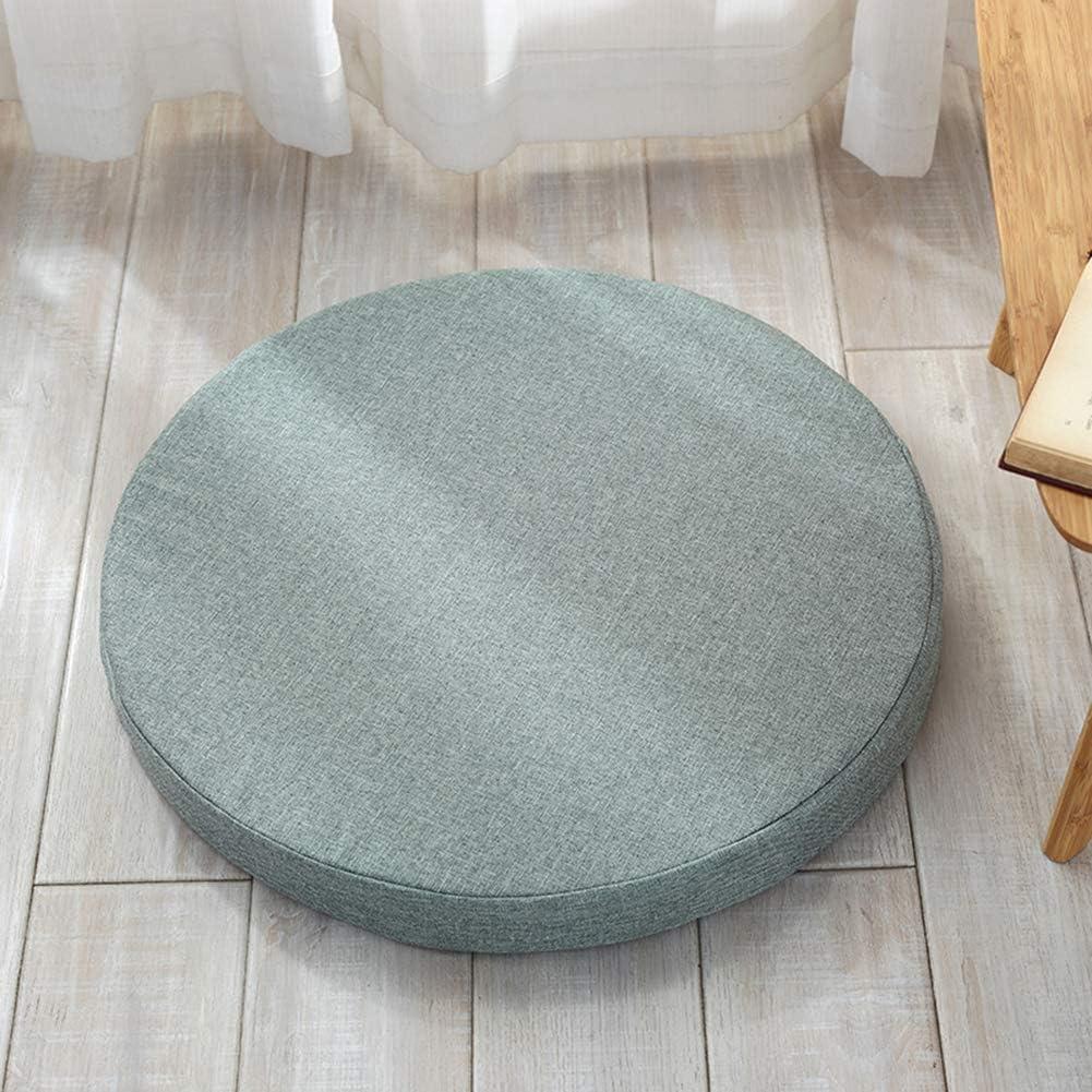 Coussin de chaise rond,style japonais///éponge haute densit/é//Difficile de se d/éformer//Coussin de baie vitr/ée,Coussin de chaise de jardin//ext/érieur//bureau
