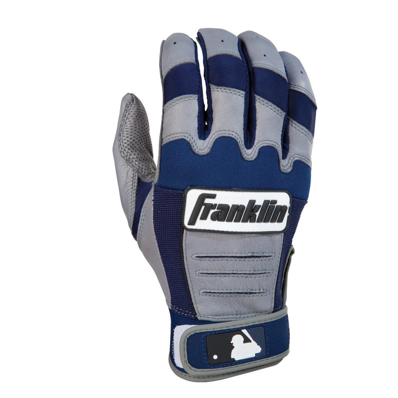 Franklin (フランクリン) スポーツ MLB CFX Pro バッティング グロ―ブ B006DOIM66 Adult X-Large|グレー/ネイビー グレー/ネイビー Adult X-Large