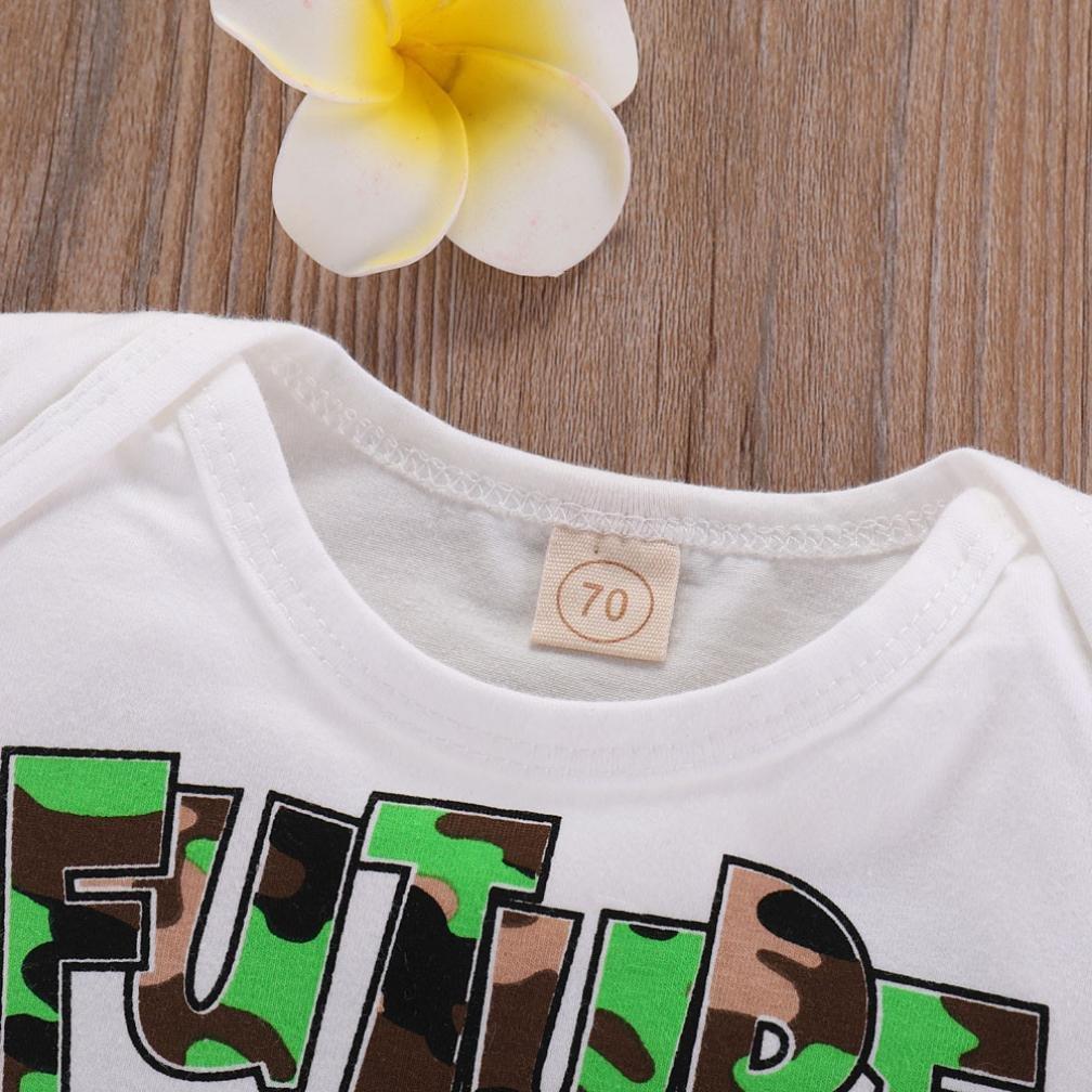 Amazon.com: Camisas de verano, 0 – 2 años de edad para niños ...