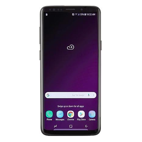 Samsung Galaxy S9 Plus Dual SIM 64GB Midnight Black 6 2-Inch Smartphone  Unlocked