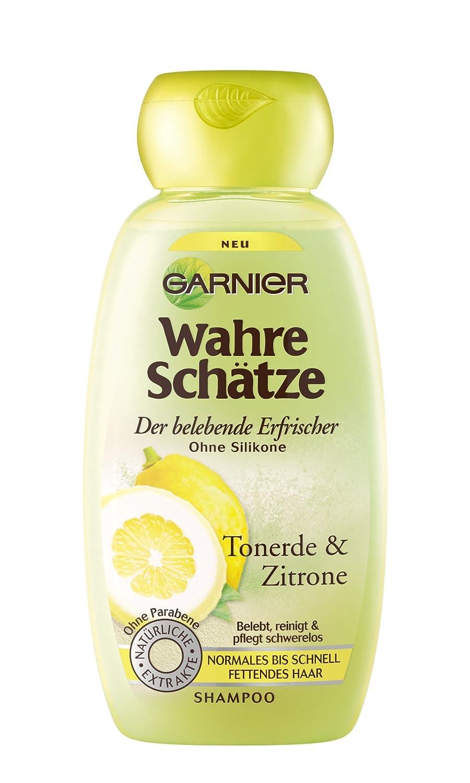 Amazoncom Garnier Wahre Schätze Shampoo Intensive Haarpflege
