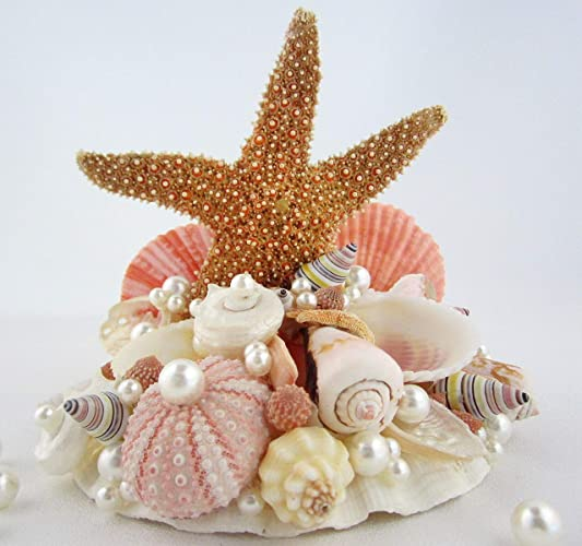 Amazon Com Beach Wedding Brown Sugar Starfish Colorful