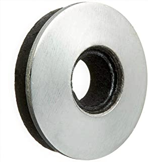 SNUG Fasteners (SNG636) 100 Qty #6 Stainless Steel EPDM Bonded Sealing Neoprene Rubber Washers
