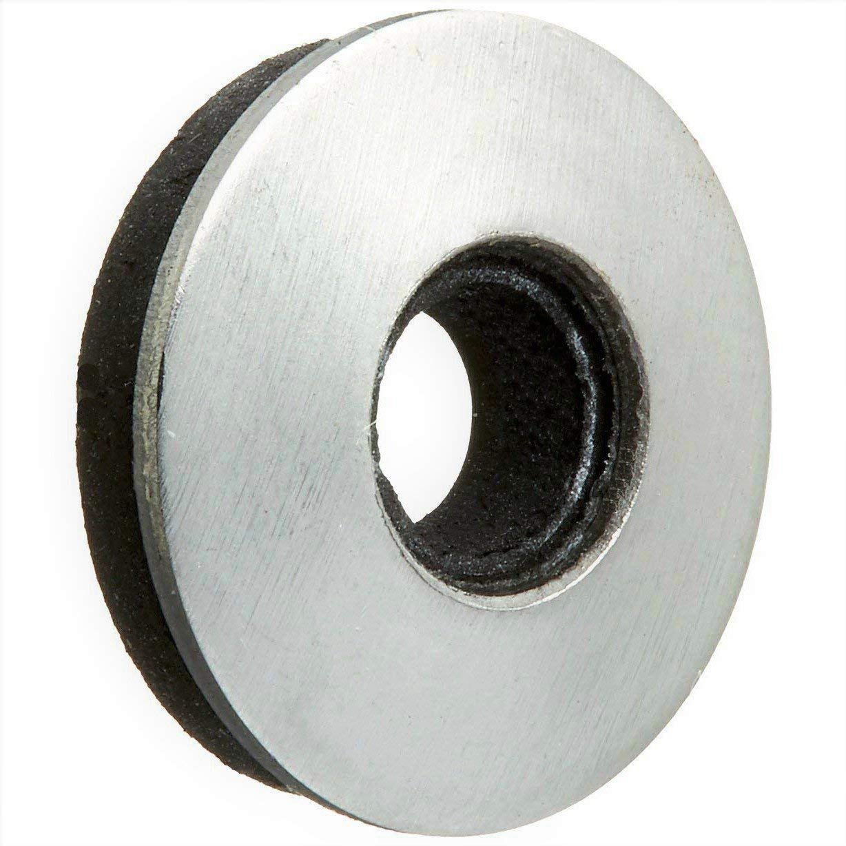 1000 Qty 1/4'' Stainless Steel EPDM Bonded Sealing Neoprene Rubber Washers #14 (BCP743)