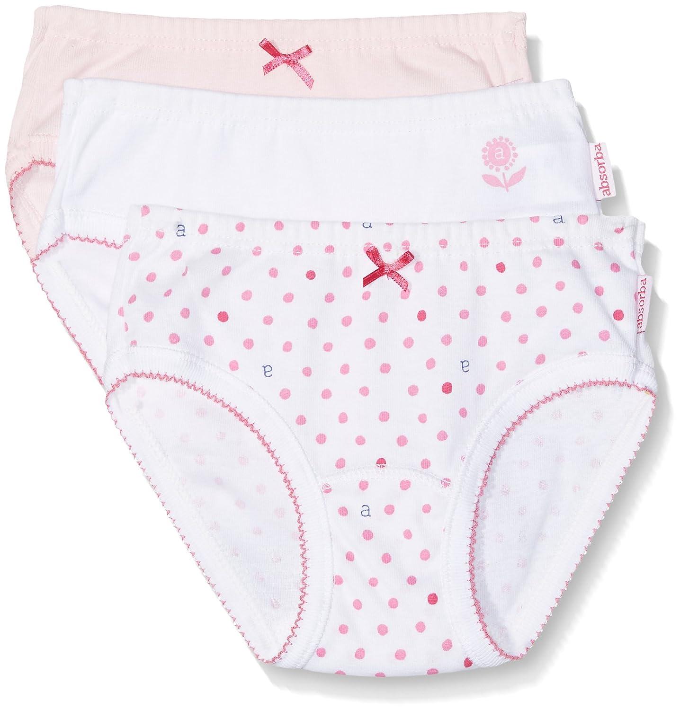 Absorba Underwear Mädchen Unterrock Pantie 6K65126-RA