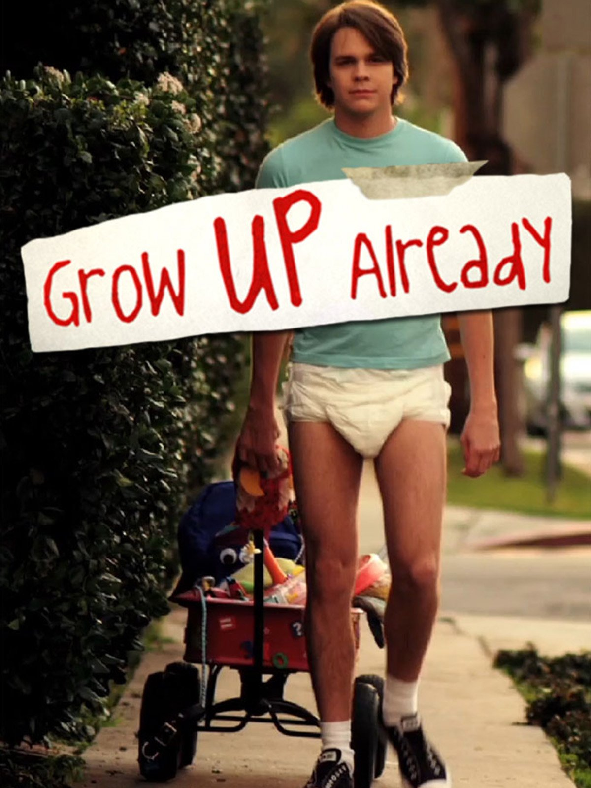 Watch Grow Up Already Prime Video