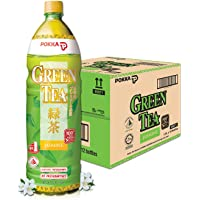 Pokka Jasmine Green Tea, 1500 ml (Pack of 12)