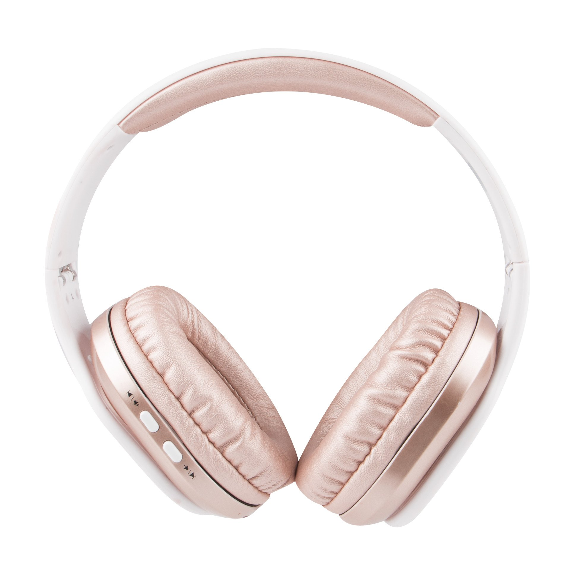 Auriculares Altec Lansing Mzx667-rg Evolution2 A Prueba De Agua Bluetooth Rose Gold