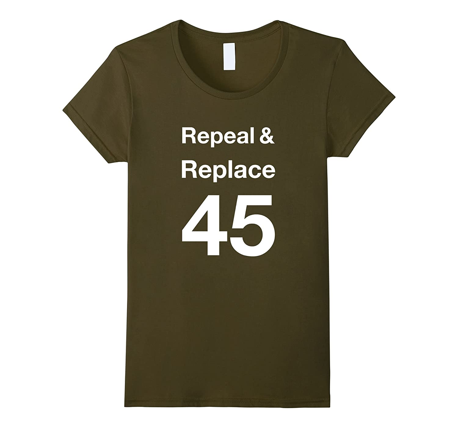 Repeal & Replace Our 45th President Trump T-Shirt