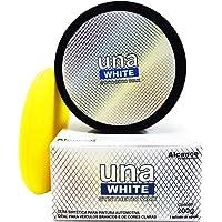Cera Pasta UNA White Synthetic Wax 200g Alcance Profissional