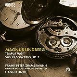 Lindberg: Tempus fugit; Violin Concerto No. 2