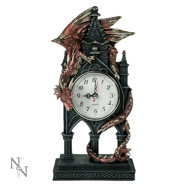 Dragon Clock Time Guardian Nemesis Now