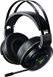 Razer Thresher Casque Gamer sans fil pour Xbox One (Casque Gamer sans fil ultra rapide sans soucis & Micro articulé rétractable, pour Xbox One)