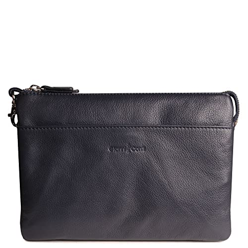 99d091efa7676b Gianni Conti Giovanni Womens Cross Body Handbag One Size Navy: Handbags:  Amazon.com
