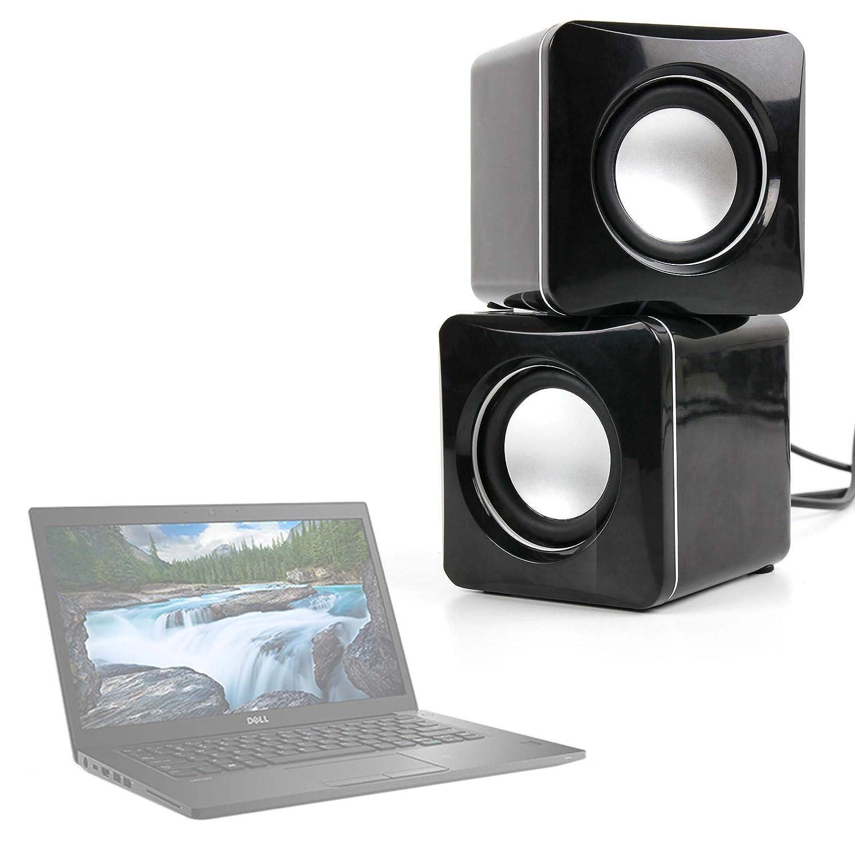 DURAGADGET Altavoces Compactos para Portátil DELL XPS 15 ...